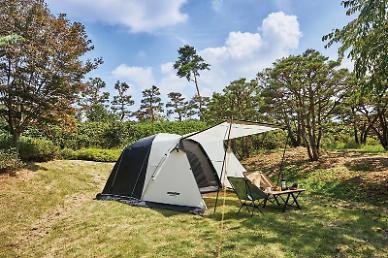 스노우라인 텐트 17종, 유해물질 없는 안전한 텐트 입증