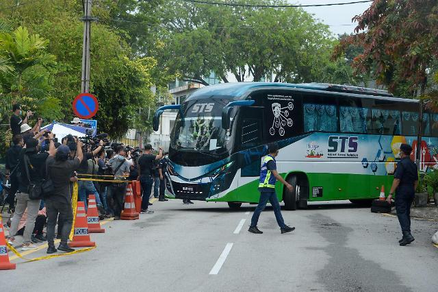 朝鲜与马来西亚断交 外交人员撤离吉隆坡回国