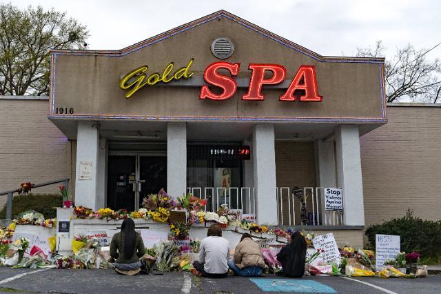 美 애틀랜타 총격범 수사 난항···증오범죄 적용될까