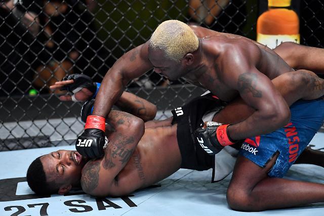 UFC 브런슨 지옥에 빠진 홀랜드