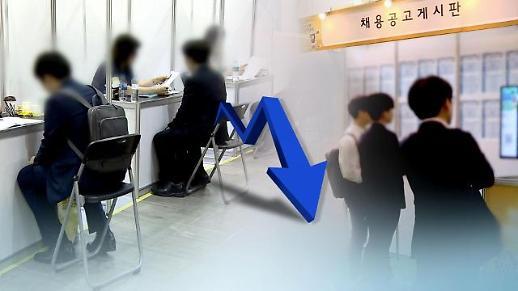 调查:八成韩国人对就业市场前景表悲观