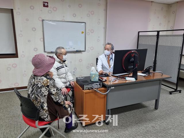 양양군, 보건소 전문의료 상담으로 군민건강 돌본다