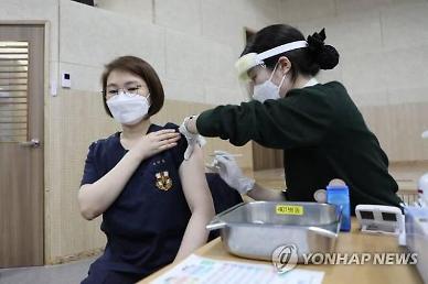 군 병원 의료진 88% 코로나19 백신 접종 완료