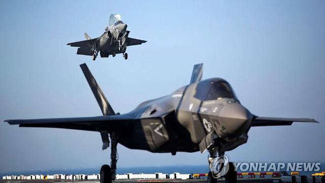 [韓 첫 스텔스전투기 F-35]②해군 경항모 탑재 유력...北지도부 타격 선봉장