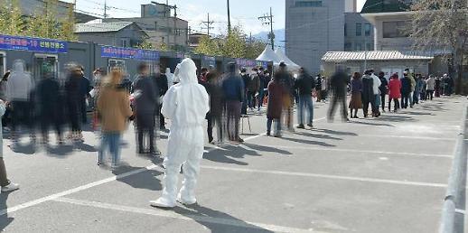 韩国新增346例新冠确诊病例 累计99421例