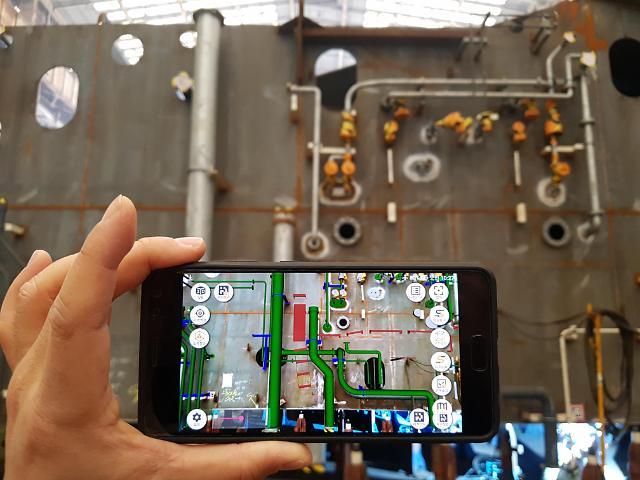 삼성중공업 스마트전략 통했다...국내 조선사 최초 CIO 100 어워즈 수상