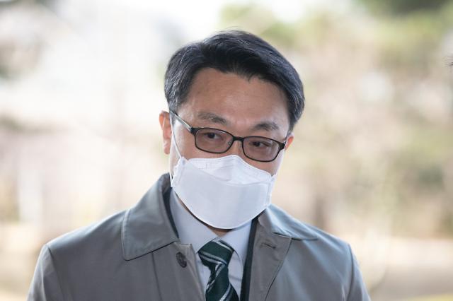 이성윤 면담 김진욱, 허위공문서 작성 혐의로 검찰 고발