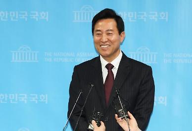 [4·7 재보선] 여야 일대일 승부 땐 오세훈이 이긴다...吳 53.4%, 朴 31.4%