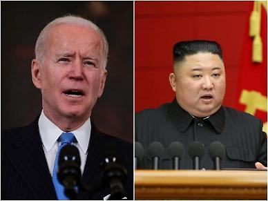 북한, 지난 주말 미사일 두 발 발사...바이든 정부에 첫 직접적 도전