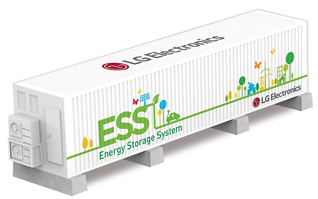LG Electronics to supply ESS for advanced microgrid project in Hawaii