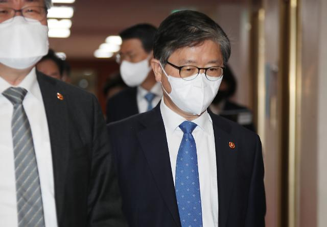 [공직자 재산공개] 변창흠 국토장관 재산 6.8억…1700만원 늘었다