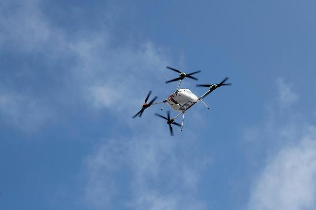 Doublin-based startup provides drone delivery of Samsung devices