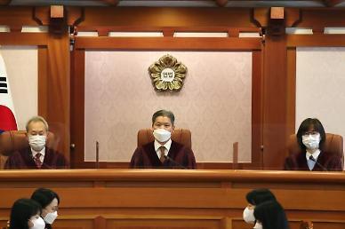 헌재, 임성근 탄핵심판 돌입…증인채택 두고 공방
