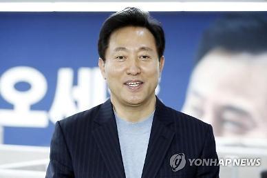[선거운동 시작] ②오세훈, '단일화 힘' 지지층 결집‧중도층 잡기 사활
