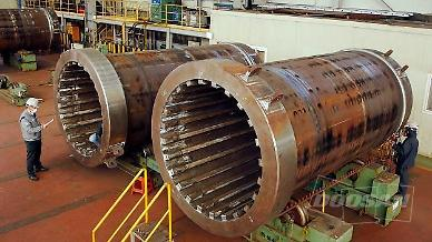 Doosan Heavy ships nuclear waste storage casks for U.S. nuclear plant