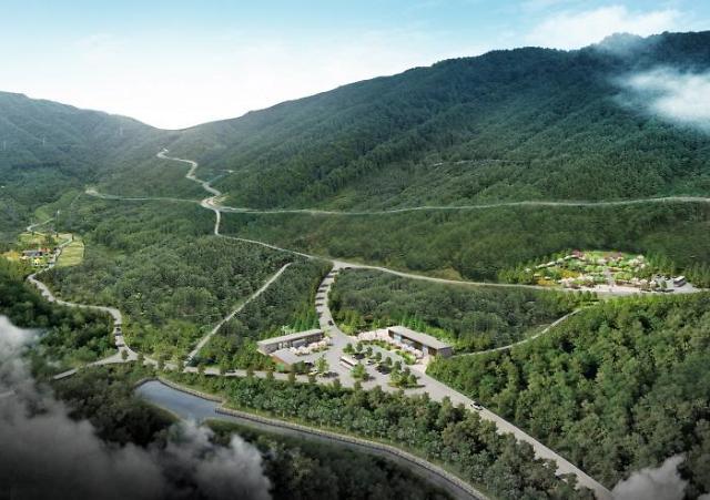 제2국립 수목장림 '기억의 숲' 착공···산림청 녹색자금 80억원 투입
