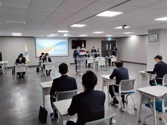 """허연수 GS리테일 부회장 """"홈쇼핑 합병으로 경쟁사 압도할 것"""""""