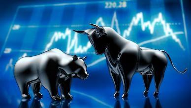 [뉴욕증시] 투자흐름 지각변동…금융 뜨고, 기술 지고