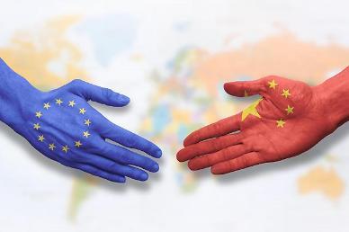 [반중연대] 동맹 힐러 블링컨의 마법 통해나…中·EU 투자협정 벼랑끝