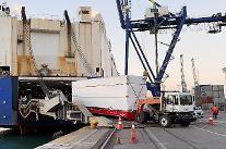 現代グロービス、自動車運搬船で大型重量貨物の輸送を増やす…「収益構造の多角化」