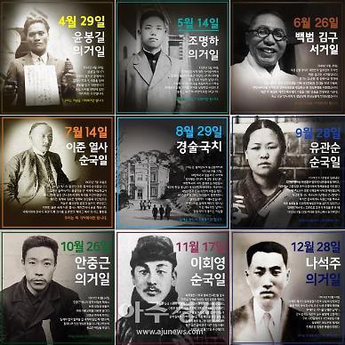 안중근 의사 서거일…서경덕 교수, 박솔미와 한국사 지식 SNS 캠페인