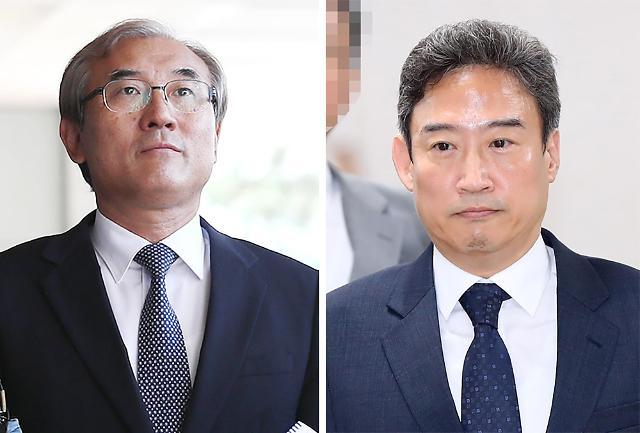 사법농단 첫 유죄 이민걸·이규진 모두 항소
