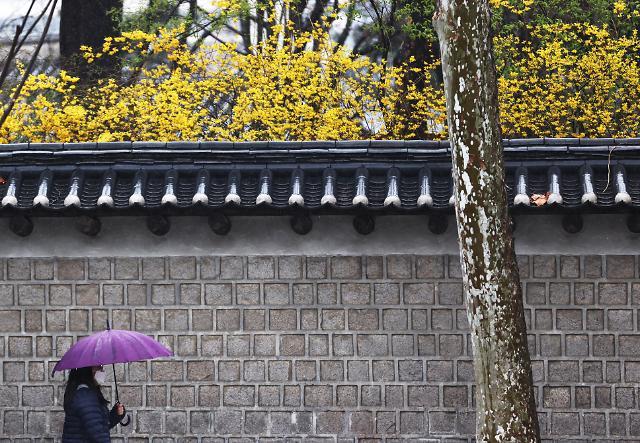 [오늘 날씨] 전국 대부분 비 그쳐···미세먼지 좋음, 최고 기온 11~21도