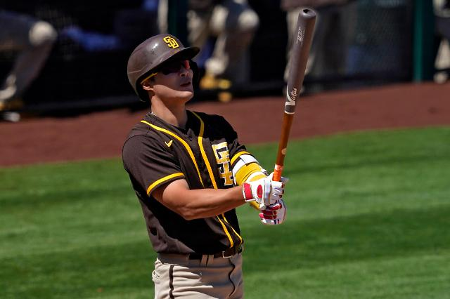 MLB 김하성, 4G 연속 출루···타율 0.150으로 끌어 올려