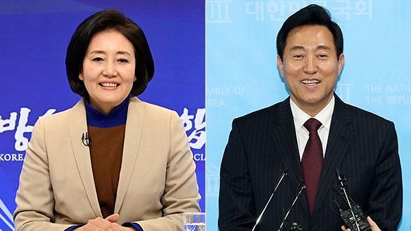 首尔市长选举朝野候选人将进行首次电视辩论