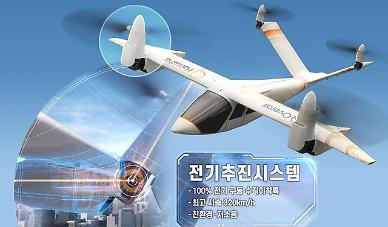Hanwha Systems to test electric propulsion system for air taxi by end-June