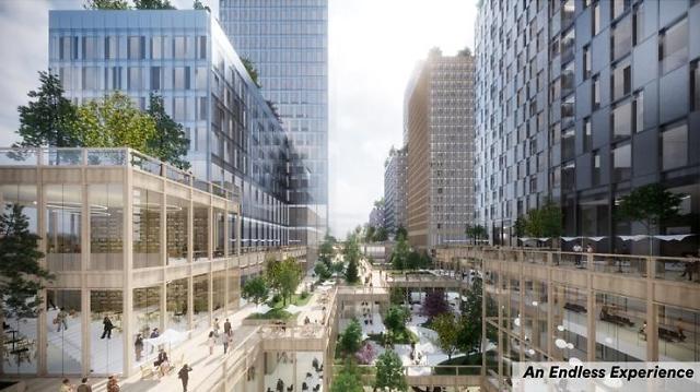 한화건설, 서울역 북부역세권 개발 2022년 착공 추진