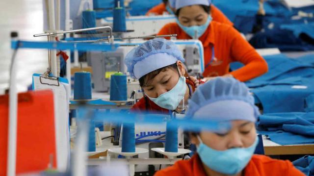 베트남 1~3월 GDP 4.48% 증가…전년 동기 대비 0.8%p↑