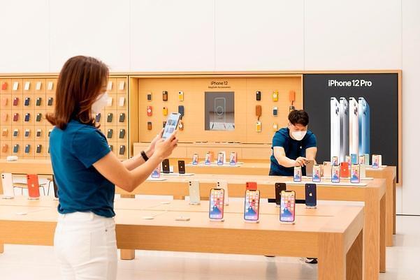 애플, 아이폰 A/S 비용 10% 할인... 공정위 지적에 자진 시정