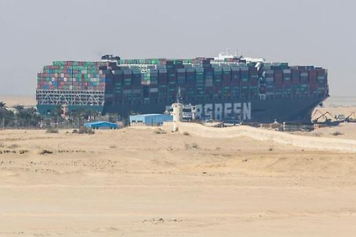 Giải cứu thành công siêu tàu container Ever Given khỏi kênh đào Suez