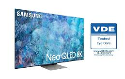 .Samsungs Neo QLED 8K TVs earn worlds first Wi-Fi 6E certification.