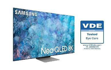 Samsungs Neo QLED 8K TVs earn worlds first Wi-Fi 6E certification