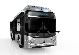 .KT to test 5G-connected cooperative autonomous electric buses in suburban smart city.