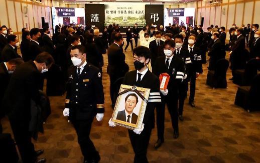 韩农心创始人、辛拉面之父辛春浩逝世