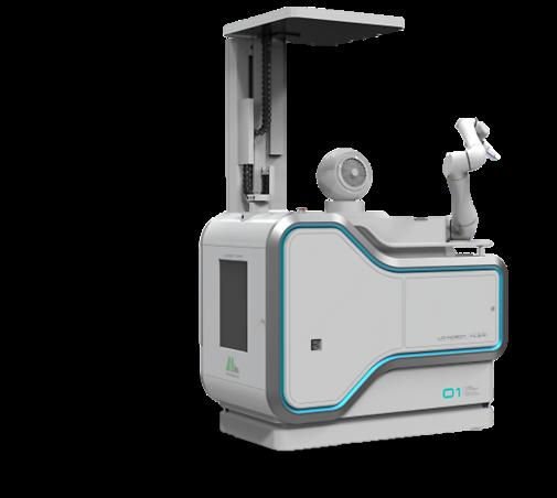 코오롱글로벌, 비대면 방역로봇 사업 진출을 위한 업무협약 체결