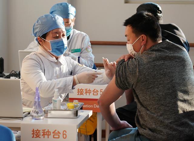 """WHO 전문가들 """"중국 코로나 백신, 안전하고 우수하지만…"""""""