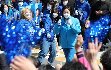 [4·7 재보선] 박영선 청년들에게 버스·지하철 40% 할인