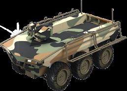 ハンファディフェンス、「知能型多目的無人車両」今年下半期に軍テスト運用