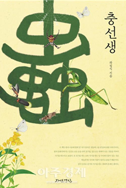 [신간 엿보기] 작은 곤충들이 전하는 큰 지혜 <충선생>
