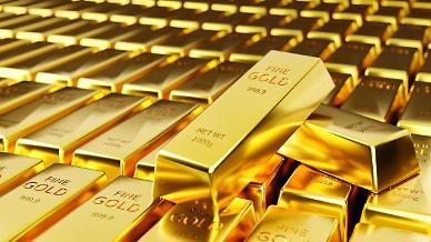 금의 추락 어디까지?…1분기 최악 하락