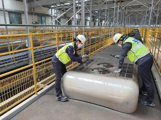 韩首次在电车内安装空调自动控制系统