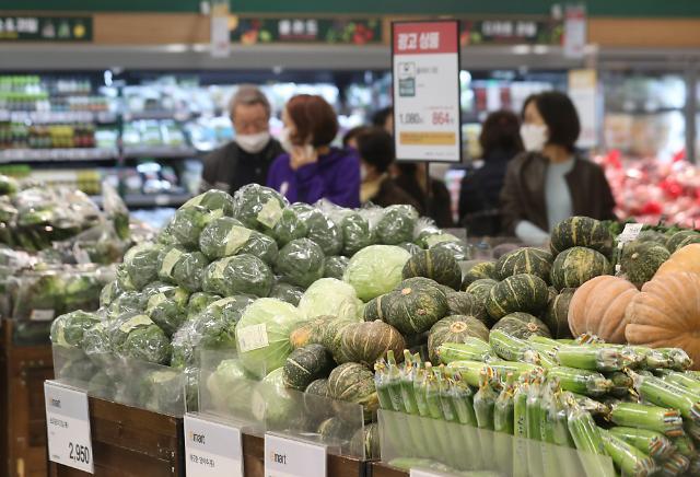 韩国3月CPI同比涨1.5% 创一年来新高