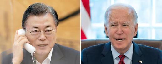 韩美领导人或于5月前举行首脑会谈
