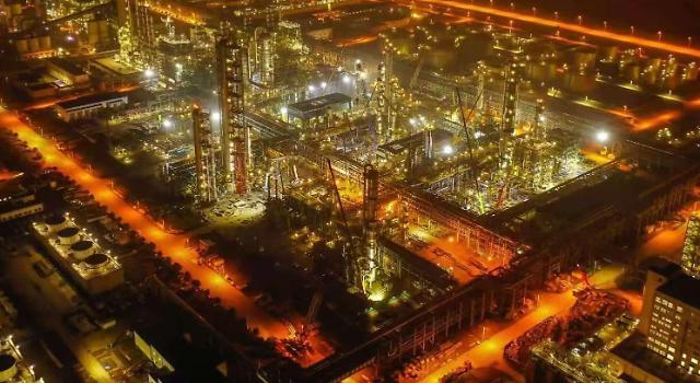 SK종합화학·시노펙 합작사 중한석화, 신규 설비 하반기 전면가동