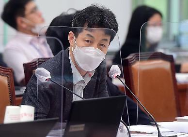 """선관위, '자체 여론조사 언급' 윤건영에 """"선거법 위반"""""""