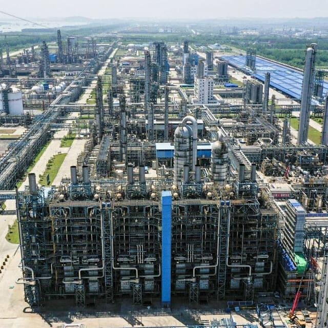 中韩石化扩建完成在即 下半年正式投运